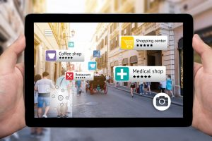 Projects Augmented Reality in Adult Education
