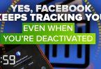 Social Media Facebook Tracking You Episode video