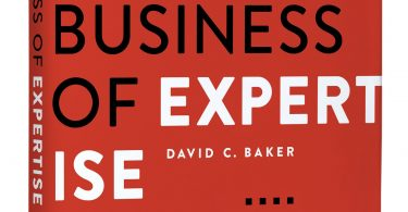 A Review: The Business of Expertise read
